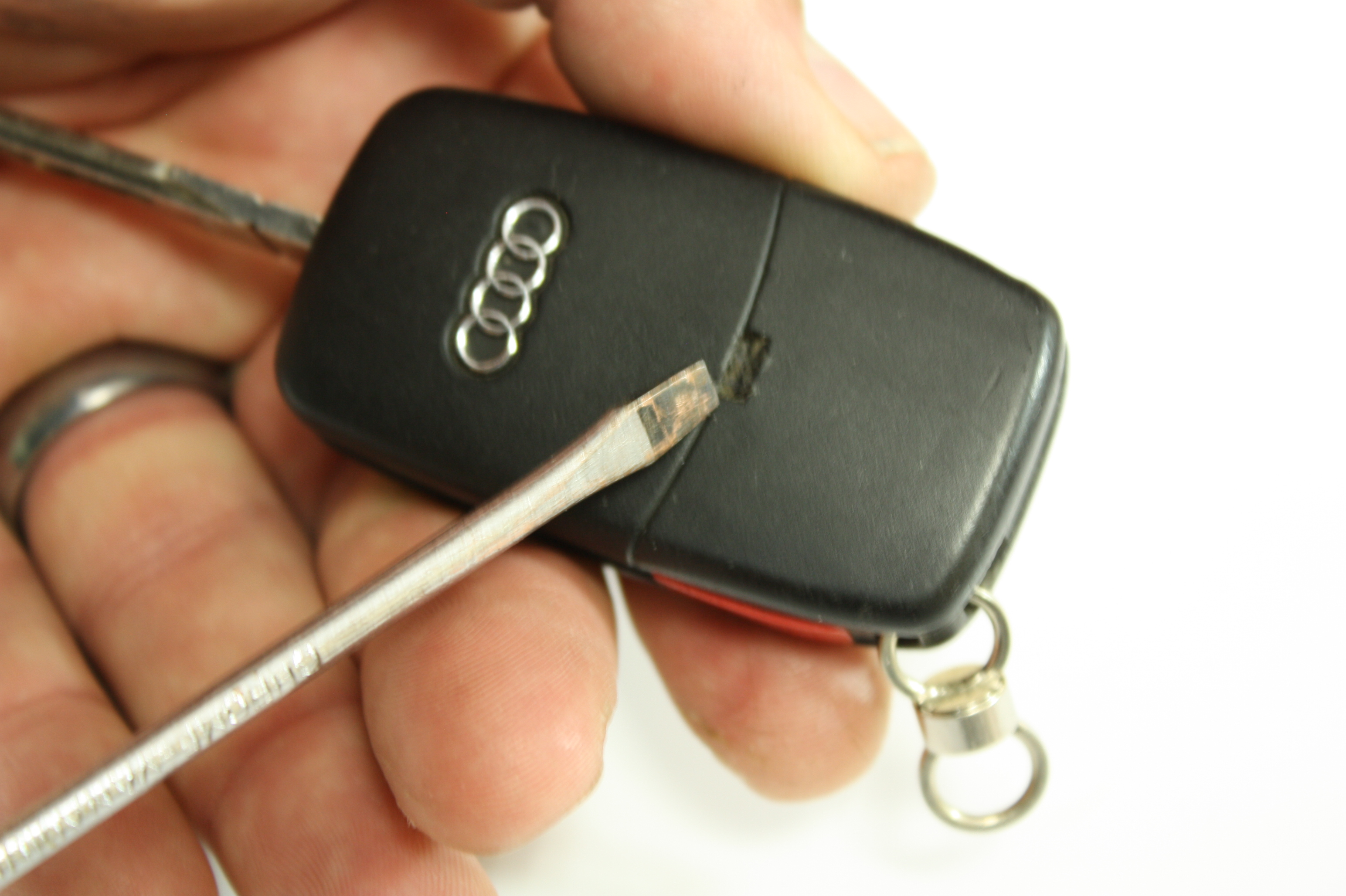 Audi A4 B6 Key Battery Replacement