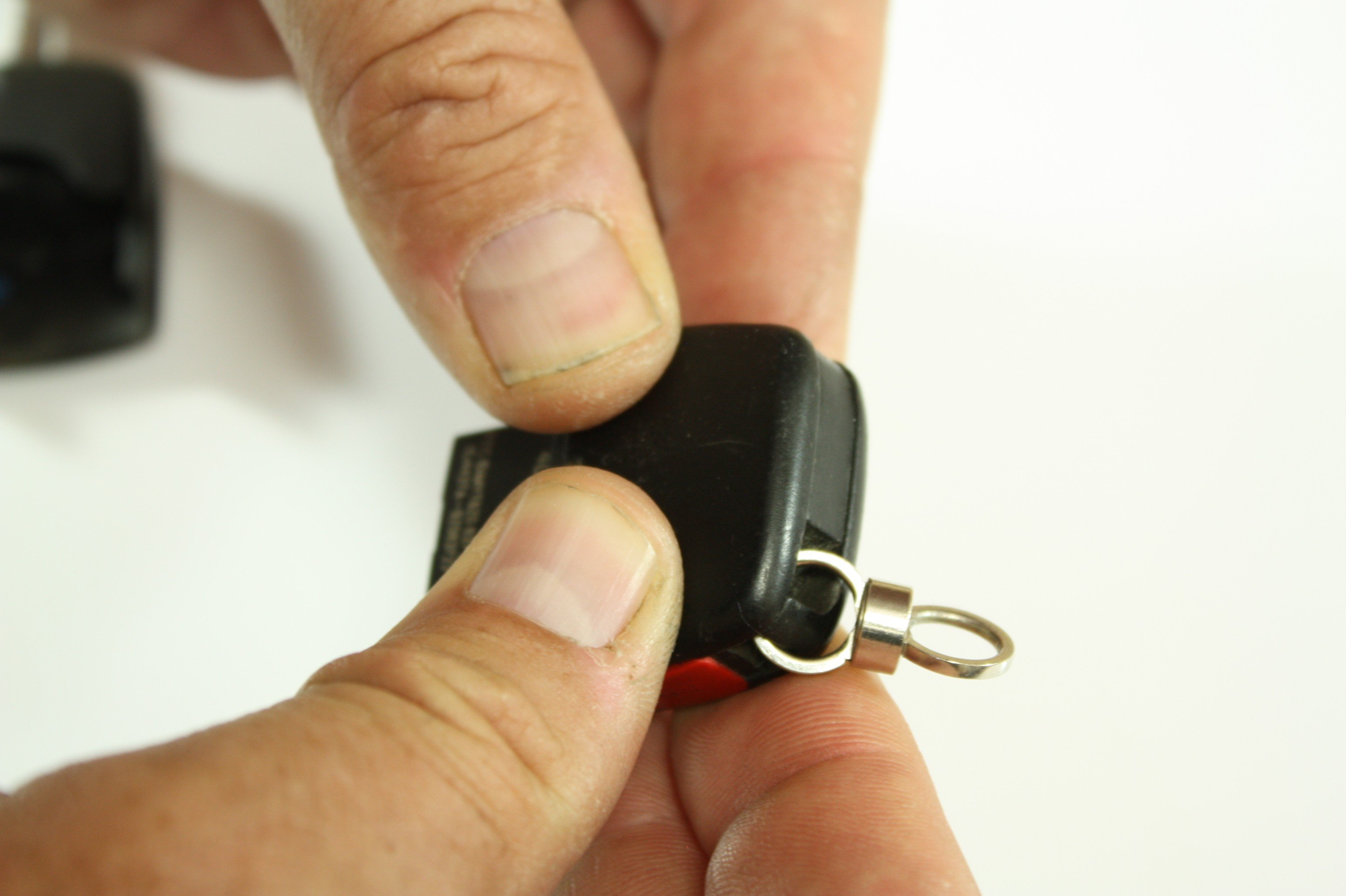 vw key fob battery replacement 2008