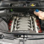 4.2L Engine Bay