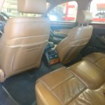 Rear Leather Seats