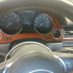Instrument Cluster / Wood Panel